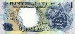1 Cedi GHANA  1971 P.10d pr.NEUF