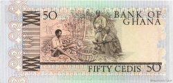 50 Cedis GHANA  1979 P.22a NEUF