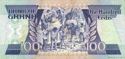 100 Cedis GHANA  1983 P.26a TTB+