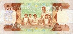 200 Cedis GHANA  1992 P.27b TTB+