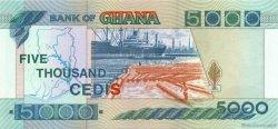 5000 Cedis GHANA  1995 P.31b NEUF