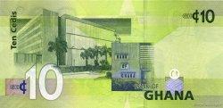 10 Cedis GHANA  2007 P.39 NEUF