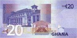 20 Cedis GHANA  2007 P.40a pr.NEUF