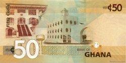 50 Cedis GHANA  2007 P.41a pr.NEUF
