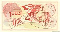 1 Cedi GHANA  1976 P.-- SPL