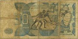50 Pesos GUINÉE BISSAU  1975 P.01 B+