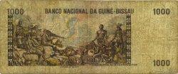 1000 Pesos GUINÉE BISSAU  1978 P.08b B+