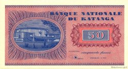 50 Francs KATANGA  1960 P.07r NEUF