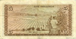 5 Shillings KENYA  1968 P.01c TTB