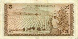 5 Shillings KENYA  1972 P.06c TTB+
