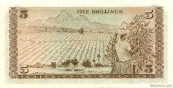 5 Shillings KENYA  1972 P.06c pr.NEUF