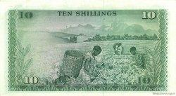 10 Shillings KENYA  1969 P.07a pr.NEUF