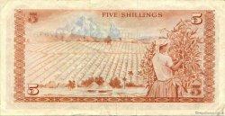 5 Shillings KENYA  1975 P.11b TTB+