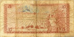 5 Shillings KENYA  1977 P.11d TB