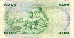 10 Shillings KENYA  1984 P.20c TTB