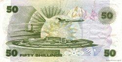 50 Shillings KENYA  1987 P.22d TTB