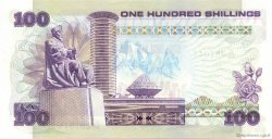 100 Shillings KENYA  1984 P.23c NEUF