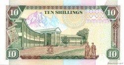 10 Shillings KENYA  1993 P.24e NEUF