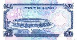 20 Shillings KENYA  1992 P.25e NEUF