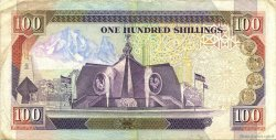 100 Shillings KENYA  1989 P.27a pr.TTB