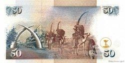 50 Shillings KENYA  2000 P.36e NEUF