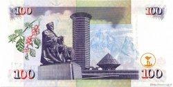 100 Shillings KENYA  2008 P.42var NEUF