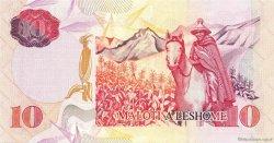 10 Maloti LESOTHO  2005 P.15c NEUF