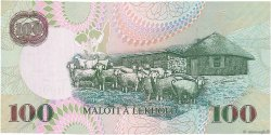 100 Maloti LESOTHO  2007 P.19d NEUF