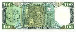 100 Dollars LIBERIA  2003 P.30 NEUF