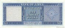 1 Pound LIBYE  1963 P.30 SUP