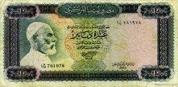 10 Dinars LIBYE  1972 P.37b B