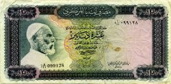 10 Dinars LIBYE  1972 P.37b TB