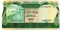 1/2 Dinar LIBYE  1981 P.43a NEUF