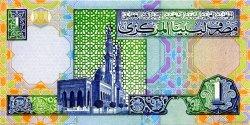 1 Dinar LIBYE  2002 P.64b NEUF