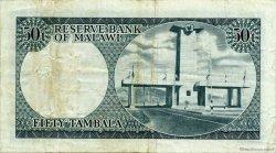 50 Tambala MALAWI  1971 P.05a TTB