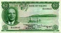 2 Kwacha MALAWI  1971 P.07a TTB+