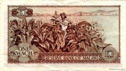 1 Kwacha MALAWI  1974 P.10b TTB+