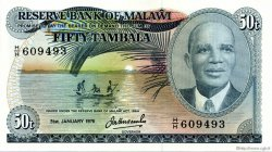 50 Tambala MALAWI  1976 P.13a NEUF