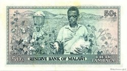 50 Tambala MALAWI  1982 P.13d SPL