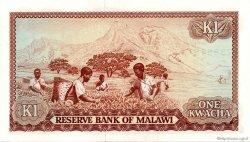 1 Kwacha MALAWI  1976 P.14a NEUF
