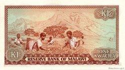 1 Kwacha MALAWI  1984 P.14h NEUF