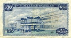 10 Kwacha MALAWI  1984 P.16g TTB