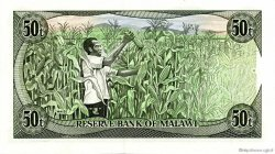 50 Tambala MALAWI  1986 P.18 pr.NEUF