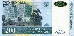 200 Kwacha MALAWI  2004 P.55a NEUF