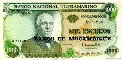 1000 Escudos MOZAMBIQUE  1976 P.119 SUP+