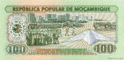100 Meticais MOZAMBIQUE  1983 P.130a NEUF