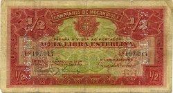 1/2 Libra MOZAMBIQUE Beira 1934 P.R30a TB