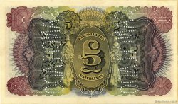 5 Libras MOZAMBIQUE  1934 P.R32c SUP+