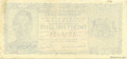 25 cents ÎLE MAURICE  1940 P.24a SUP