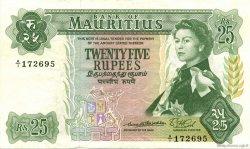 25 Rupees ÎLE MAURICE  1967 P.32a TTB+